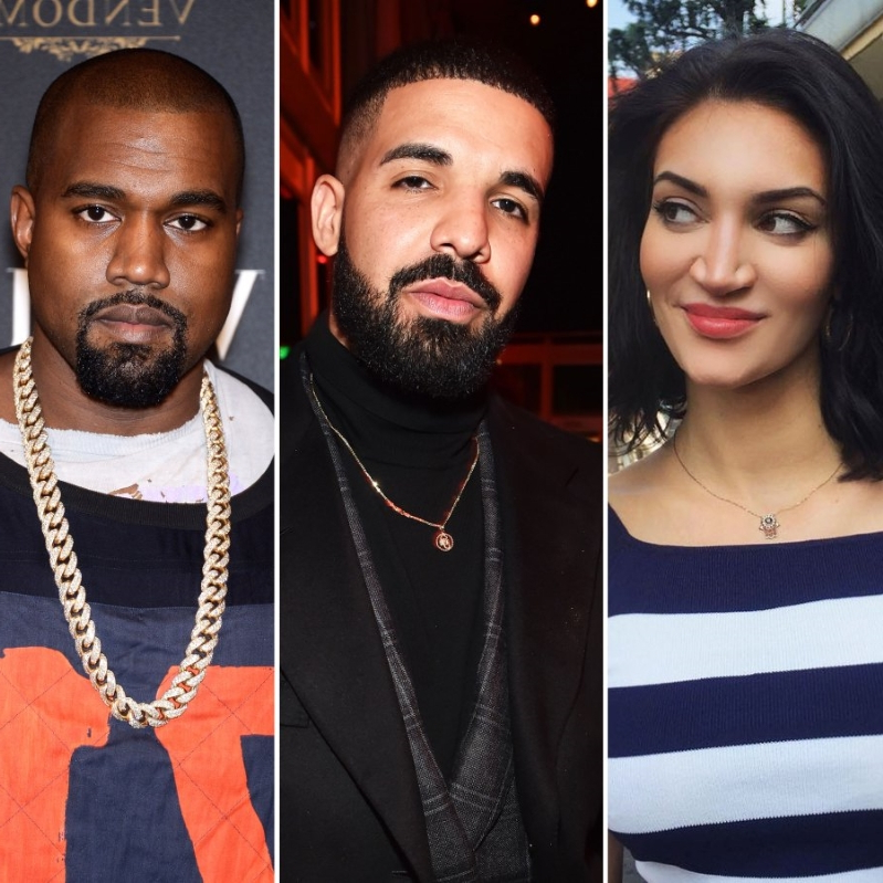 Entertainment: Mom of Drake's Son Defends Him Over Kanye