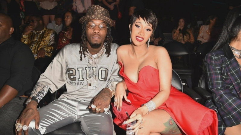 Entertainment: Offset Vows to Win Back Wife Cardi B In Lengthy