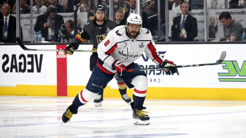 09d393a28e5 Sport  Ovechkin joins rare club with second straight hat trick ...