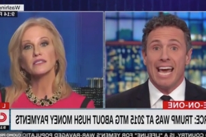 Chris Cuomo to Kellyanne Conway: I'll call you a liar 'if I have to'