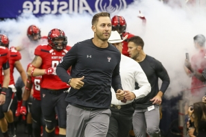 Report: NFL could look to buy out Kingsbury from USC
