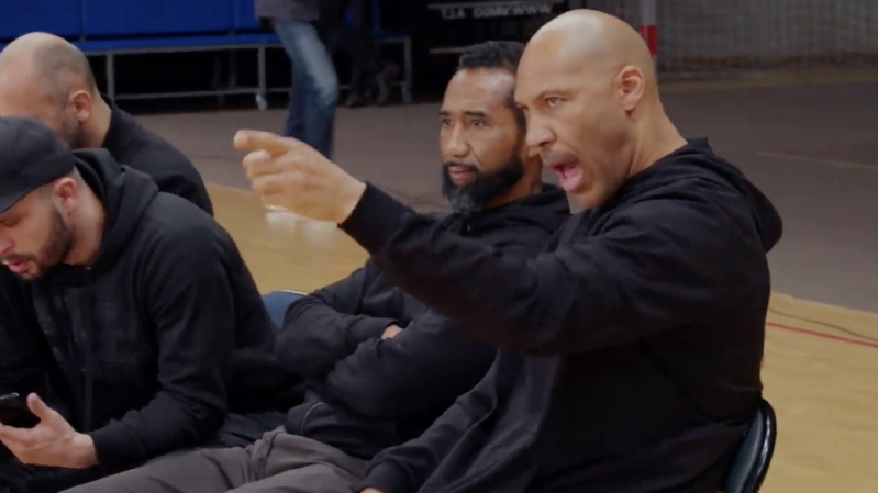 edae916883 LaVar Ball on LaMelo's brawl in Europe: 'I wanted to choke the hell out