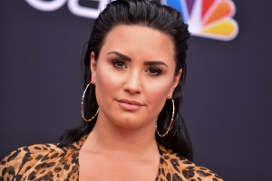 Demi Lovato Celebrates Her Grammy Nomination With Christina Aguilera