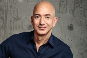 Jeff Bezos makes more per minute than you do in a year