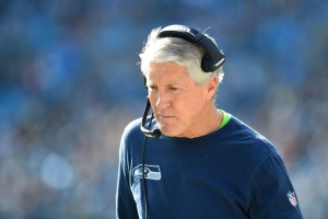 Pete Carroll critical of 49ers' 'lousy' playing field
