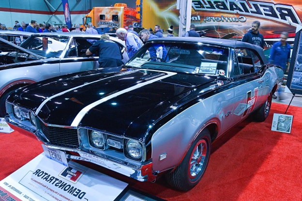 Classics: 10th Anniversary Muscle Car and Corvette Nationals