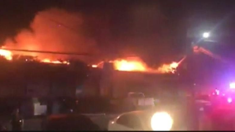 5 deaths in massive Texas apartment fire ruled homicide, no suspects named