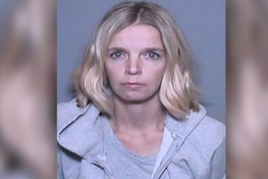 Woman arrested for alleged California wildfire scam