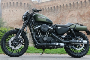 Harley-Davidson Battle of the Kings 2018