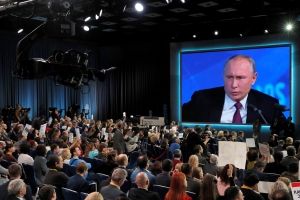 Vladimir Putin Welcomes U.S. Withdrawal From Syria
