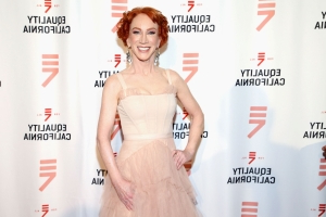Kathy Griffin calls out Forbes' list of highest-paid comedians for having 'no women'