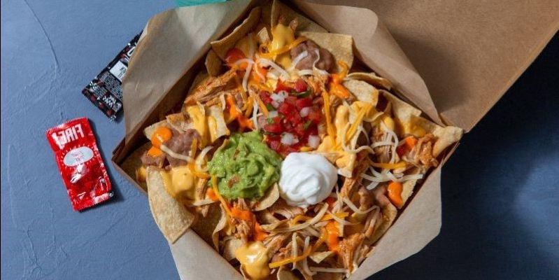 Food Taco Bell Is Testing A 5 Buffalo Chicken Nachos Box And It