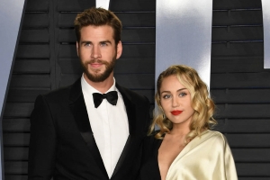 Miley Cyrus and Liam Hemsworth are married - report