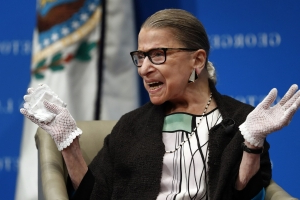 Ruth Bader Ginsburg released from hospital after surgery for lung cancer