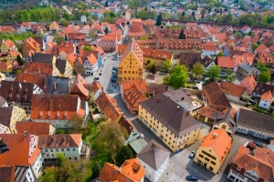 There Are 72,000 Tons of Diamonds Hiding Throughout This Town in Germany