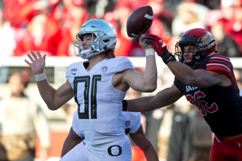 Winners and losers after Justin Herbert announced he s skipping the 2019  NFL draft 71adb1d77