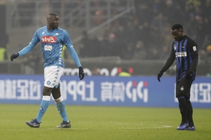 Ronaldo speaks out on racism after chants aimed at Koulibaly