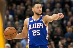 76ers' Simmons has fiery reaction for Jazz fans to ongoing ROY debate