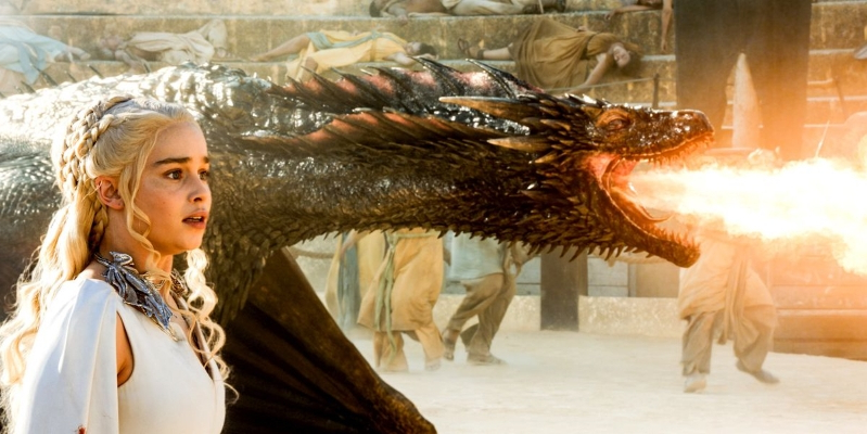 Entertainment: Daenerys' Dragons Are Not Actually Dragons