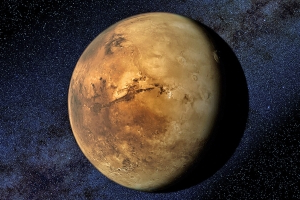 Elon Musk suggests the first 'resident' of Mars might be an AI