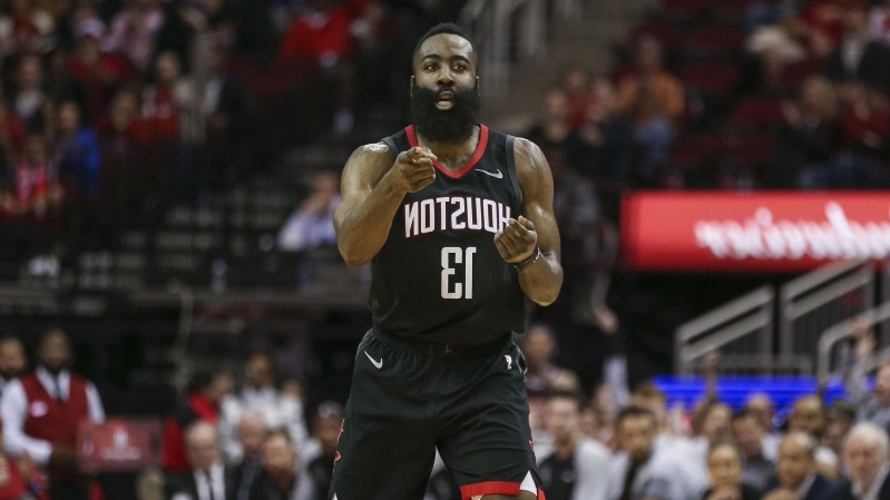 f0d7542a41f Sport  James Harden says he s receiving  hate  -- and he s right ...