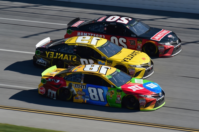Sport Joe Gibbs Racing And Furniture Row Racing Year In Review