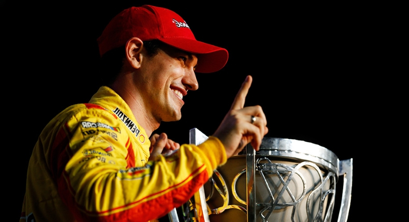 Joey Logano: A year to remember for Team Penske driver