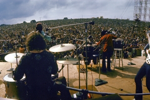 Woodstock's 50th anniversary festival will be held at the original site