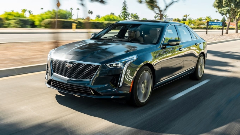 Auto Shows 2019 Cadillac Ct6 2 0 First Test Plain Luxury