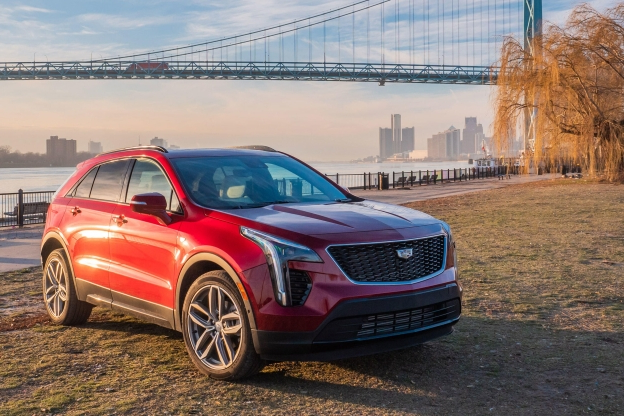 Reviews 2019 Cadillac Xt4 Style But Not Enough Substance