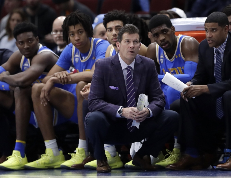 UCLA Fires Steve Alford As Basketball Coach After 6 Seasons