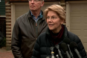 Elizabeth Warren to make first Iowa trip this weekend
