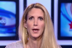 Ann Coulter: Trump 'Will Fold' on Border Wall