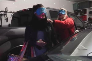 'Bird Box' Challenge: People Try to Do Things Blindfolded, Inspired by Netflix Horror Movie