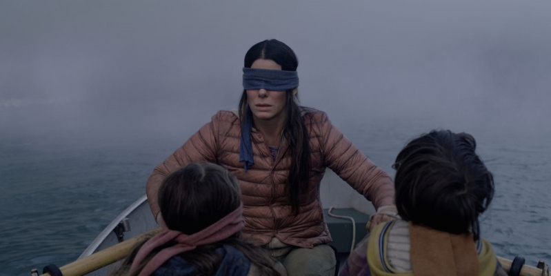 Entertainment Everyone Is Channeling Their Anxiety Into Bird Box