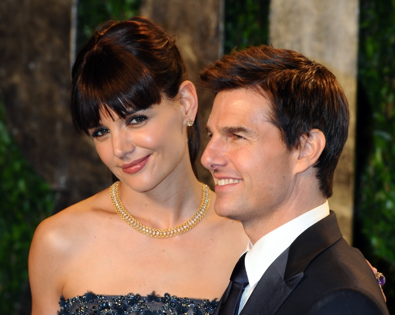 Tom Crusie Wedding.Entertainment How Tom Cruise S Wedding To Katie Holmes Changed