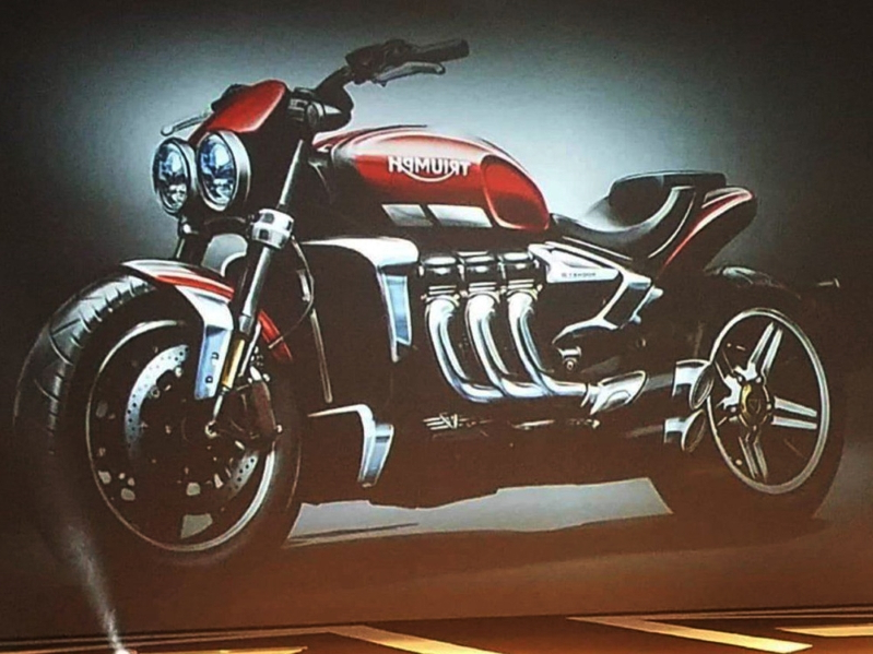Motorcycles New Triumph Rocket Iii Coming In 2019 Pressfrom Us