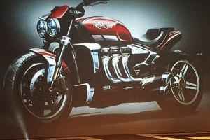 New Triumph Rocket III Coming In 2019