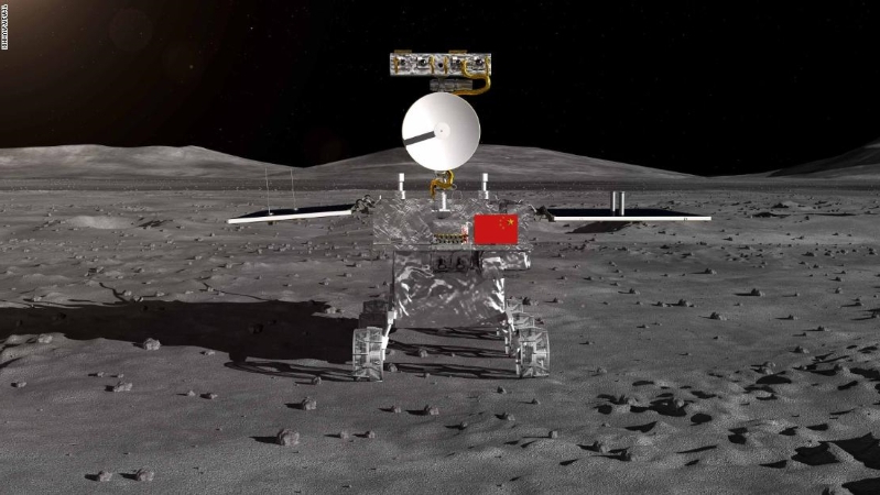 China anxiously waits for lunar rover to touch down on far side of the moon
