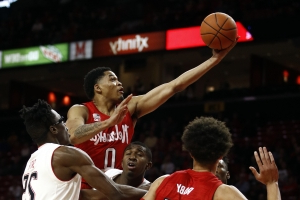 Cowan scores 19 as Maryland gets past No. 24 Nebraska 74-72
