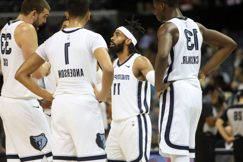 Grizzlies' postgame locker room meeting reportedly turns physical