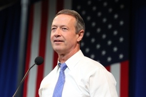 Martin O'Malley says he's not running in 2020, endorses Beto O'Rourke
