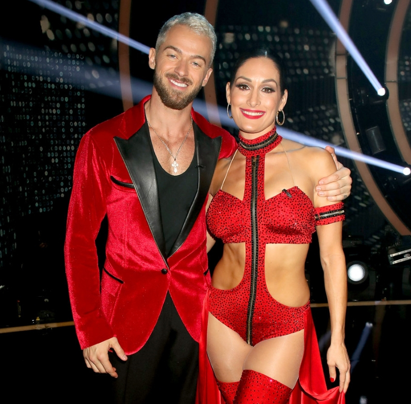 Torrey DeVitto and Dancing With the Stars Artem Chigvintsev Split