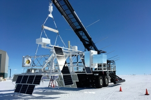 Scientists just launched a balloon in Antarctica that will study distant stars