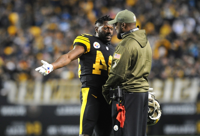 18b5a54f Sport: Steelers need to trade Antonio Brown, should talk with these ...
