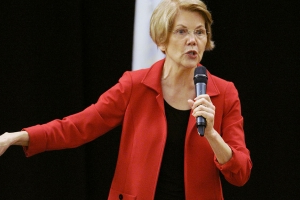 Warren: The Democratic Party is going to say 'no' to the billionaires