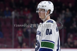 Canucks' Pettersson unlikely to play Saturday