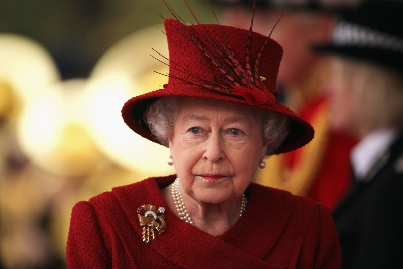 Kultur Showbiz Queen Elizabeth Ii In Trauer Pferd Ph Keston Ist