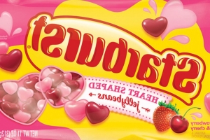 Starburst's New Heart-Shaped Jellybeans Are What Valentine's Day Dreams Are Made Of