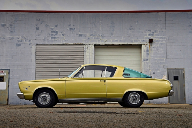 1966 Barracuda Formula S: Plymouth's Opening Salvo in the Muscle Car Wars